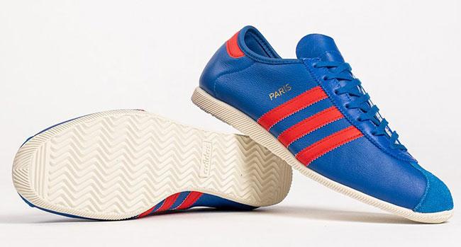 Reissued: Adidas Paris City Series trainers