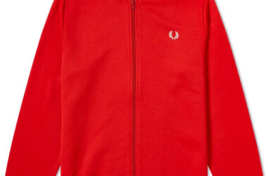 Fred Perry Reissues matchday bomber jacketc