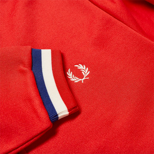 Fred Perry Reissues matchday bomber jacket