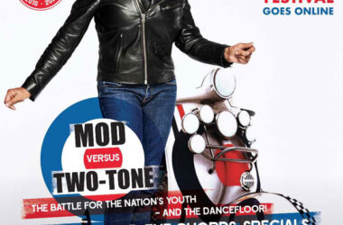 Mod cover feature in Vive Le Rock magazine