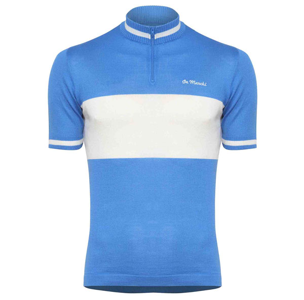 De Marchi heritage merino wool cycling tops