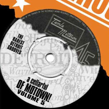 A Cellarful Of Motown Volume 5 CD set