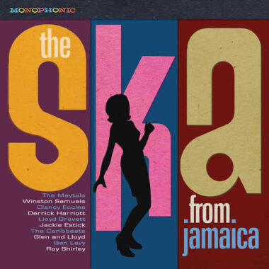 The Ska From Jamaica double CD set