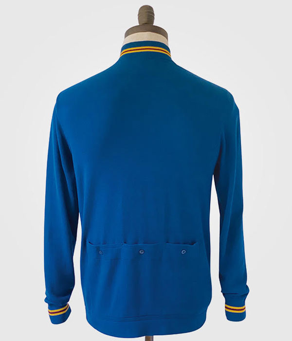 Gastone vintage-style cycling top at Art Gallery Clothing