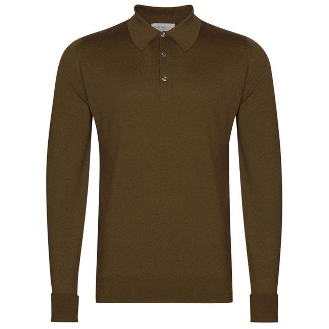 2. John Smedley knitwear