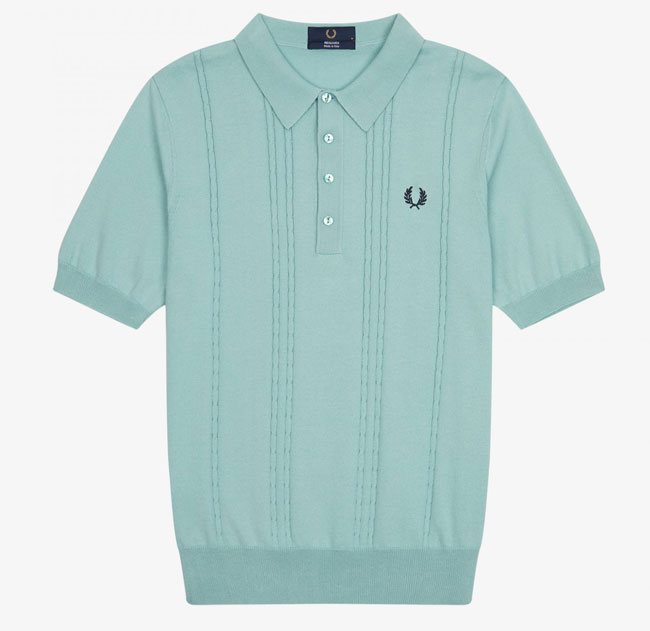 8. Fred Perry