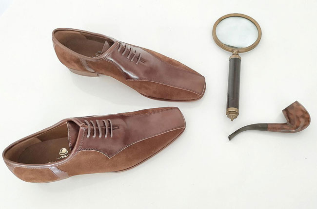 50 per cent off at Dr Watson Shoemaker