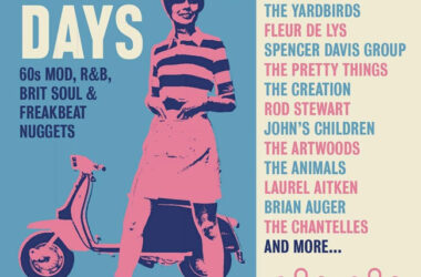Halcyon Days 60s Mod, R&B, Brit Soul and Freakbeat box set