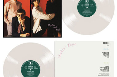 Makin' Time - Rhythm & Soul white vinyl reissue