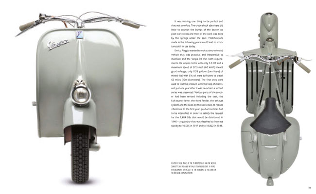 Review: Vespa - Style and Passion by Valerio Boni and Stefano Cordara