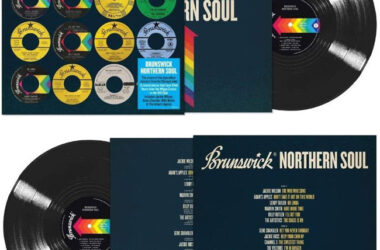 On vinyl: Brunswick Northern Soul compilation