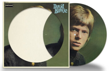 David Bowie's 1960s debut picture disc vinyl