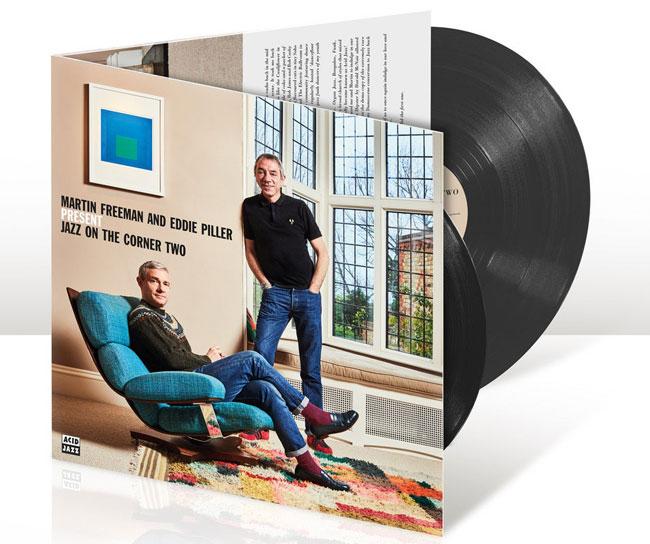 22. Martin Freeman and Eddie Piller present Jazz On The Corner Two