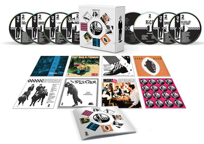 23. 2 Tone: The Albums CD box set