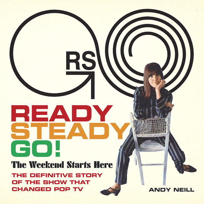 31. Review: Ready, Steady, Go! The Weekend Starts Here book