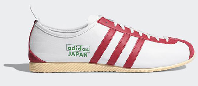 5. Reissued: 1960s Adidas Japan trainers