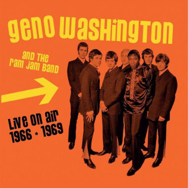 Geno Washington - Live On Air 1966-1969 CD release