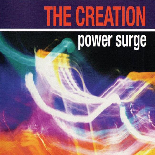 The Creation - Power Surge vinyl