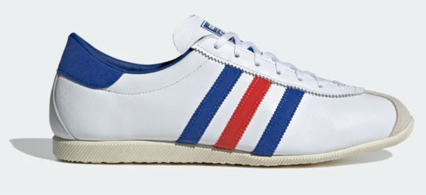 1970s Adidas Cadet trainers reissued