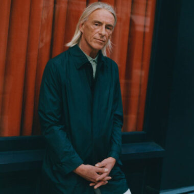 Paul Weller for Sunspel clothing collection