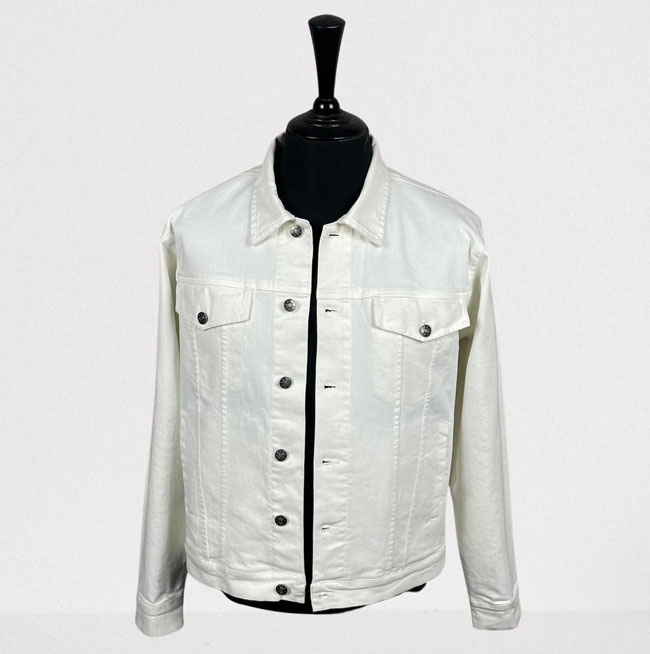 Vintage-style trucker jackets by Real Hoxton