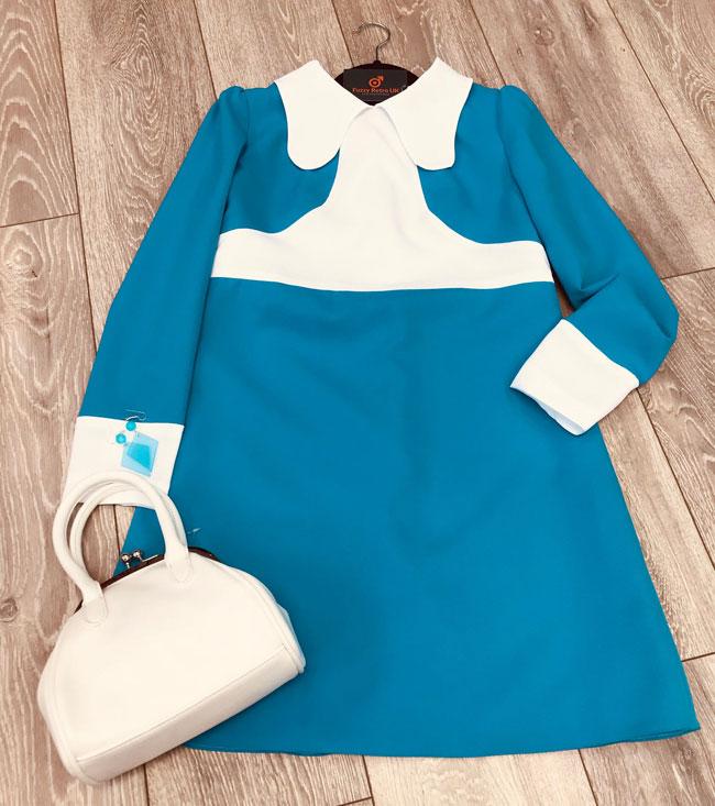 Fuzzy Retro handmade 1960s clothing range
