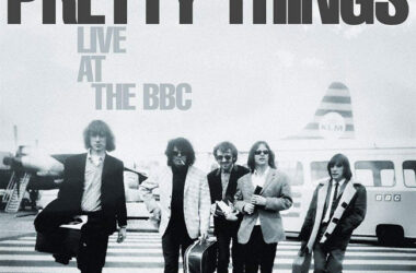 The Pretty Things - Live At The BBC CD and vinyl