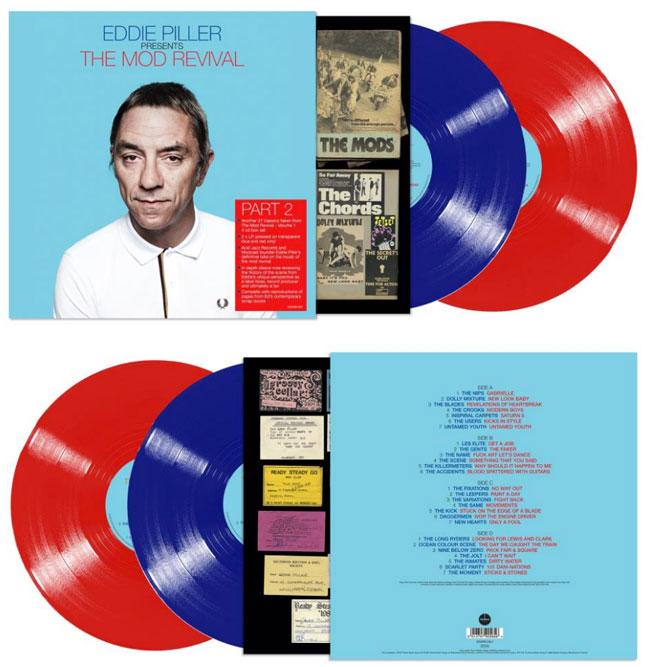 Eddie Piller Presents The Mod Revival Part 2 vinyl set