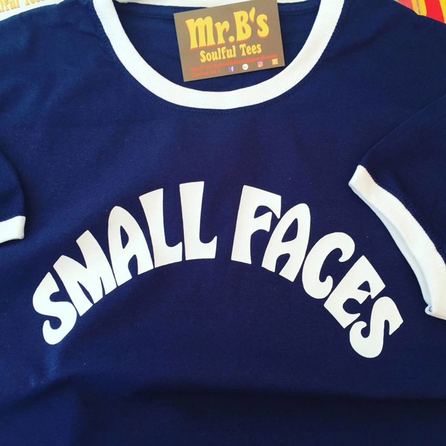 10 of the best Mod and 1960s t-shirts (image credit: Mr B's Soulful Tees)