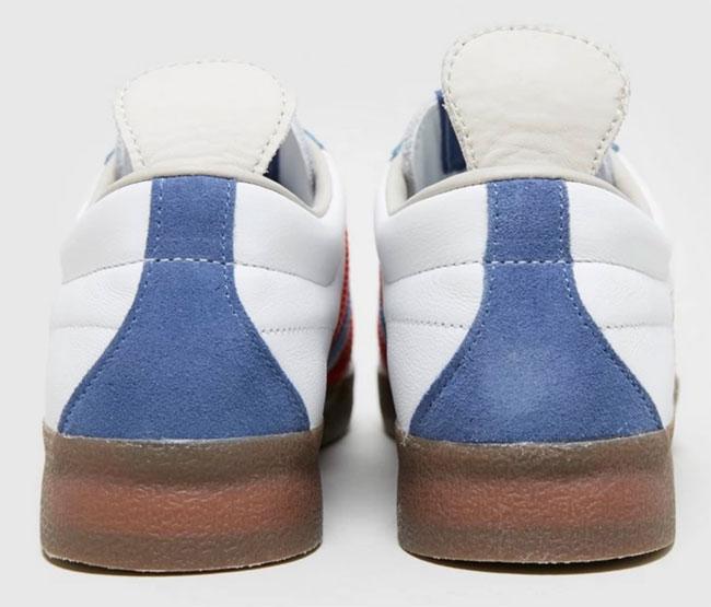Adidas Gazelle trainers bowling shoe edition lands