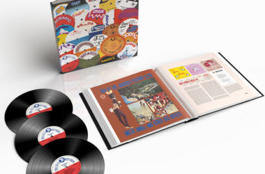 The Trojan Story vinyl and CD collection