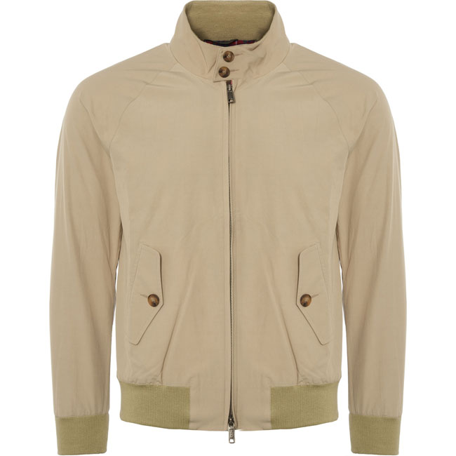 Baracuta Harrington Jacket clearance at Stuarts of London