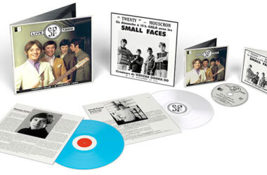 Small Faces - Live 1966 vinyl and CD release