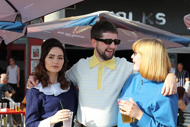Brighton Mod Weekender 2021 photographs by Chris Wild