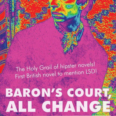 Baron's Court, All Change by Terry Taylor reissued