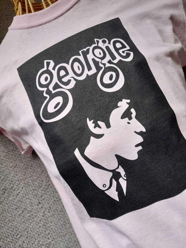 Georgie Fame t-shirt by Gama Clothing